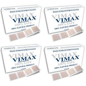 vimax male enhancement patch review